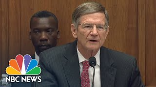 Republican Lawmakers Cite Conspiracy Theories At Social Media Hearing | NBC News - NBCNEWS