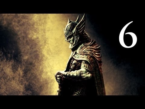 Elder Scrolls V: Skyrim - Walkthrough - Part 6 - The Golden Claw (Skyrim Gameplay)