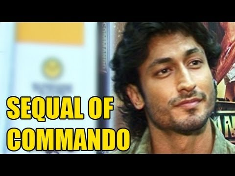 Vidyut- Pooja gear up for the sequel of 'Commando'