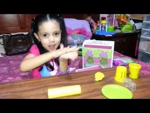 Como hacer un pastel de plastilina
