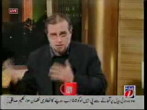 Message from Zaid Hamid to INDIA