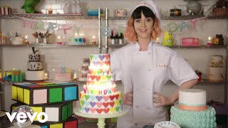 Video Katy Perry - Birthday (Lyric Video)