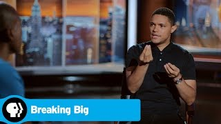 Trevor Noah: Roots Across Africa | BREAKING BIG | PBS - PBS