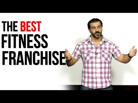 The Best Fitness Franchise