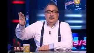 إبراهيم عيسى: ما هو دور فايزة أبو النجا وهشام بركات في آخر 48 ساعة؟