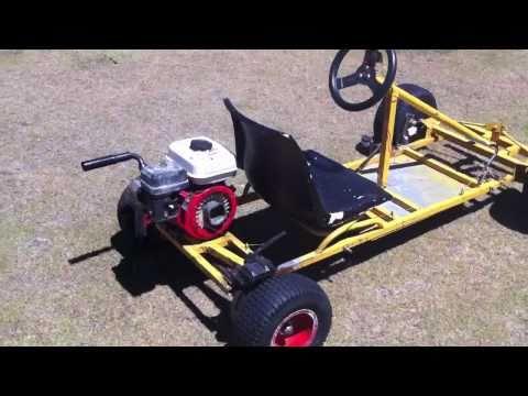How to: Build A Go Kart