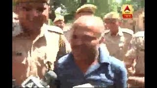Asaram's supporter tried to create CHAOS outside Jodhpur jail - ABPNEWSTV