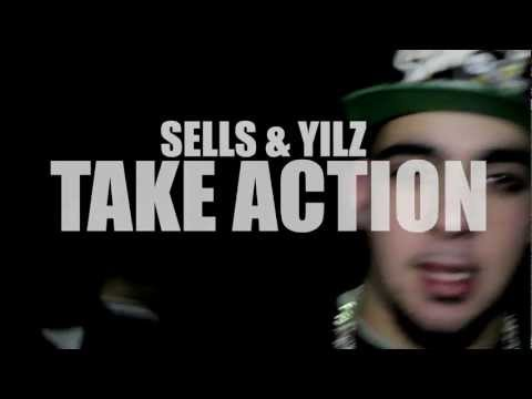 SELLS & YILZ - TAKE ACTION (NET VIDEO)