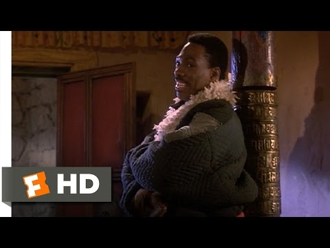 I Want the Knife - The Golden Child (4/8) Movie CLIP (1986) HD