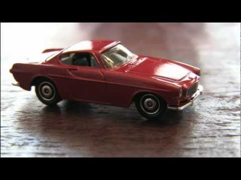 VOLVO P1800S Matchbox car review by CGR Garage