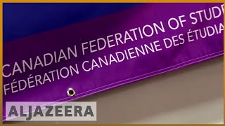 🇸🇦 🇨🇦 Saudi-Canada dispute: Students forced to return home | Al Jazeera English - ALJAZEERAENGLISH