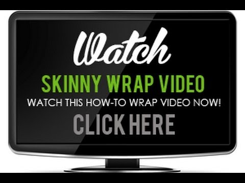 SKINNY WRAPS It Works | The Ultimate Body Applicator Video