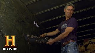 American Pickers: Mike Mishandles The Merchandise (Season 18, Episode 3) | History - HISTORYCHANNEL