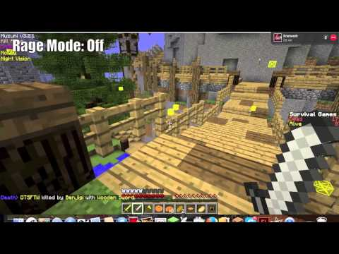 Minecraft Hunger/Survival Games Ep.02