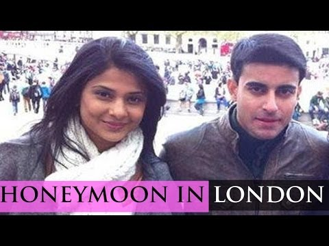 Saras and Kumud Enjoying Honeymoon in London - Saraswatichandra