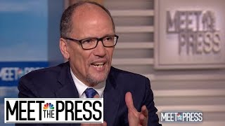 Full Perez: Democratic Candidates Will Get 'A Fair Shake' In Debates | Meet The Press | NBC News - NBCNEWS