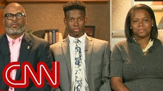 Black students falsely accused of dine and dash - CNN