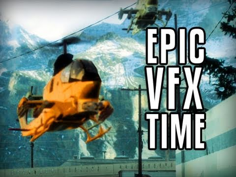 Epic VFX Time with Freddie Wong