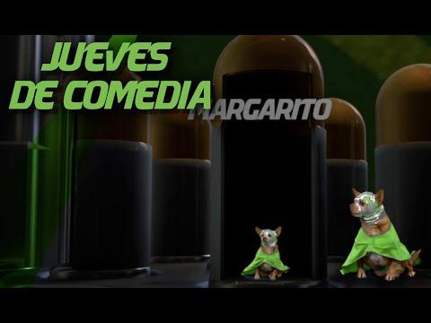 Margarito Presenta Jueves de Comedia en Cine Mexicano
