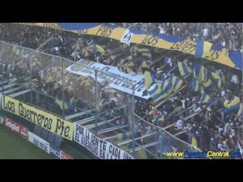 La Hinchada Canalla (Los Guerreros) vs Union (29/05/11) (HD)