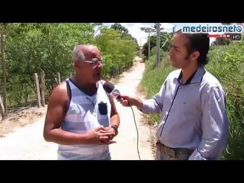 Hildo Brito fala sobre a iluminação do bairro Uldurico Pinto
