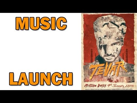 Tevar Trailer Launch Event With Arjun Kapoor, Sonakshi Sinha & Manoj Bajpayee| Bollywood News cloned
