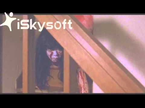 The Grudge - Crawling Down The Stairs