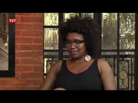 Laudicéia Reis dirigente do Sindsep, participa do programa Entre Vistas da TVT