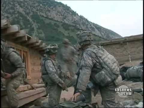 U.S. Troops Ambushed