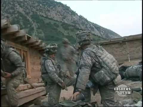 U.S. Troops Ambushed