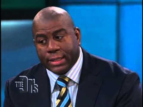 How HIV Affected Magic Johnson and His Family Video    5min com