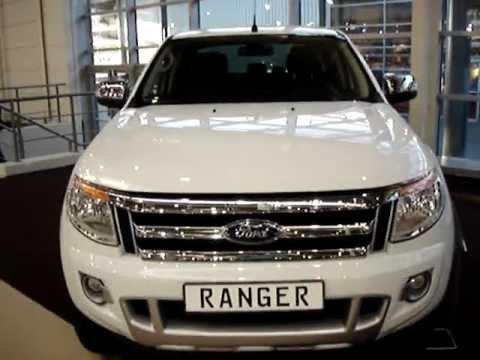 2012 New Ford Ranger