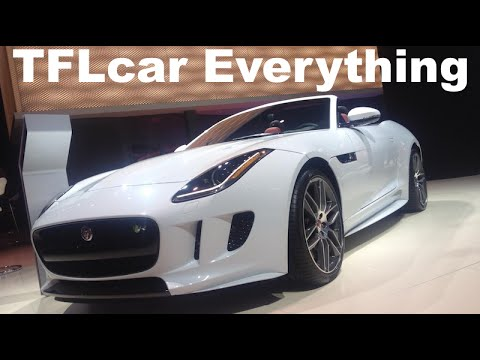 2016 Jaguar F-Type AWD, New Manual Tranny: Everything You Ever Wanted to Know