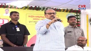 Minister Yanamala Ramakrishnudu Attend Mega Grounding Mela in Kakinada | CVR News - CVRNEWSOFFICIAL