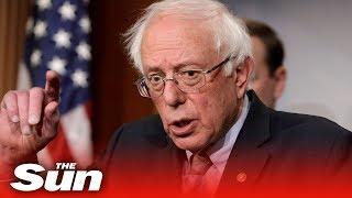Bernie Sanders launches 2020 election bid against Trump - THESUNNEWSPAPER