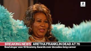 Aretha Franklin dies at age 76: Special Report - ABCNEWS