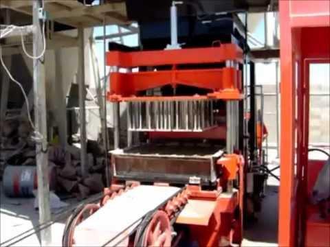 Maquina de bloco VPH 7000 Tel: 19-4042-1211