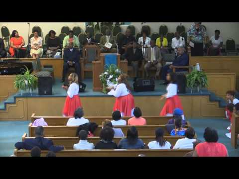 Forever James Fortune( The Temple Praise Dancers)