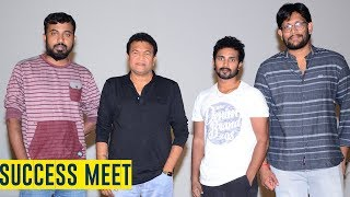 Krishna Rao Super Market Success Press Meet - TFPC