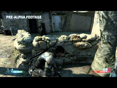 Tom Clancy's Splinter Cell: Blacklist - Alternative Ghost-Play Walkthrough [North America]