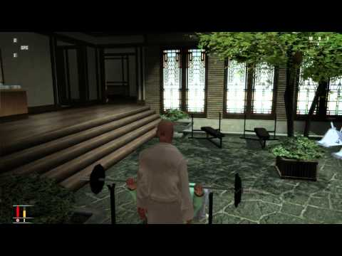 Hitman: Blood Money Mission #4 - Flatline