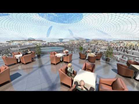 Proyecto Nuevo Aeropuerto Ciudad de México - #AeropuertoMEX I