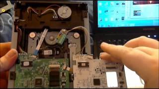 How to Flash Xbox360 Slim 0225 Drive