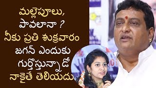 Comedian Prudhvi counter to Yamini Sadineni over comments on Pawan Kalyan & YS Jagan - IGTELUGU