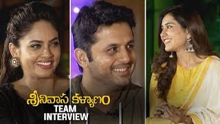 Srinivasa Kalyanam Movie Team Funny Interview | Nithin | Raashi Khanna | Nandita Swetha | TFPC - TFPC