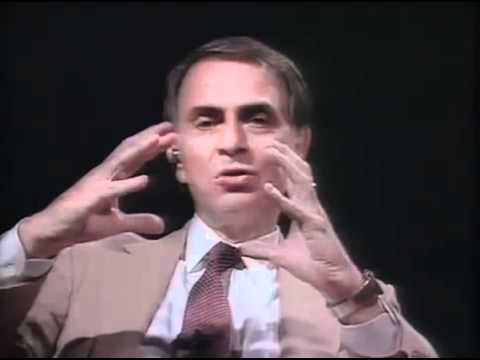 Carl Sagan, Stephen Hawking and Arthur C. Clarke - God, The Universe and Everything Else -jxWNn-TtnDE