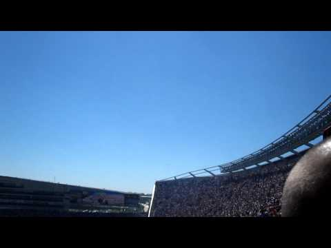 Chicago Bears 2010 Home Opener Fly Over