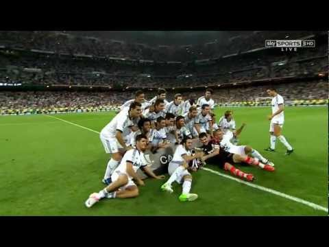 Cristiano Ronaldo Vs Barcelona Home Spanish Super Cup 12 13 HD 720p By Andre7