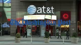 DOJ suing AT&T to block merger with Time Warner - WASHINGTONPOST