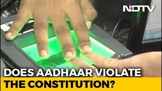 Can Aadhaar Be Made Compulsory? Supreme Court Decision Today - NDTV